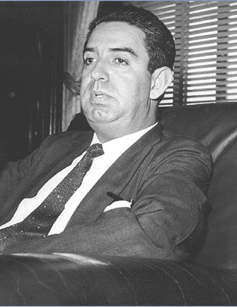 Maurício Bicalho. S.I., 1960. Agência O Globo.
