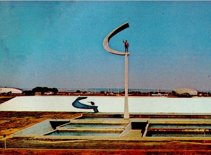Memorial JK, Brasília.