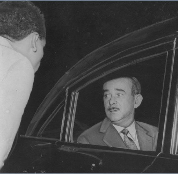 Sebastião Pais de Almeida. Rio de Janeiro, 14 de junho de 1959. Arquivo Público do estado de São Paulo/Última Hora.