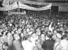 Campanha presidencial Getúlio Vargas. São Paulo, entre agosto e setembro de 1950. FGV/CPDOC. Arq. Getúlio Vargas.